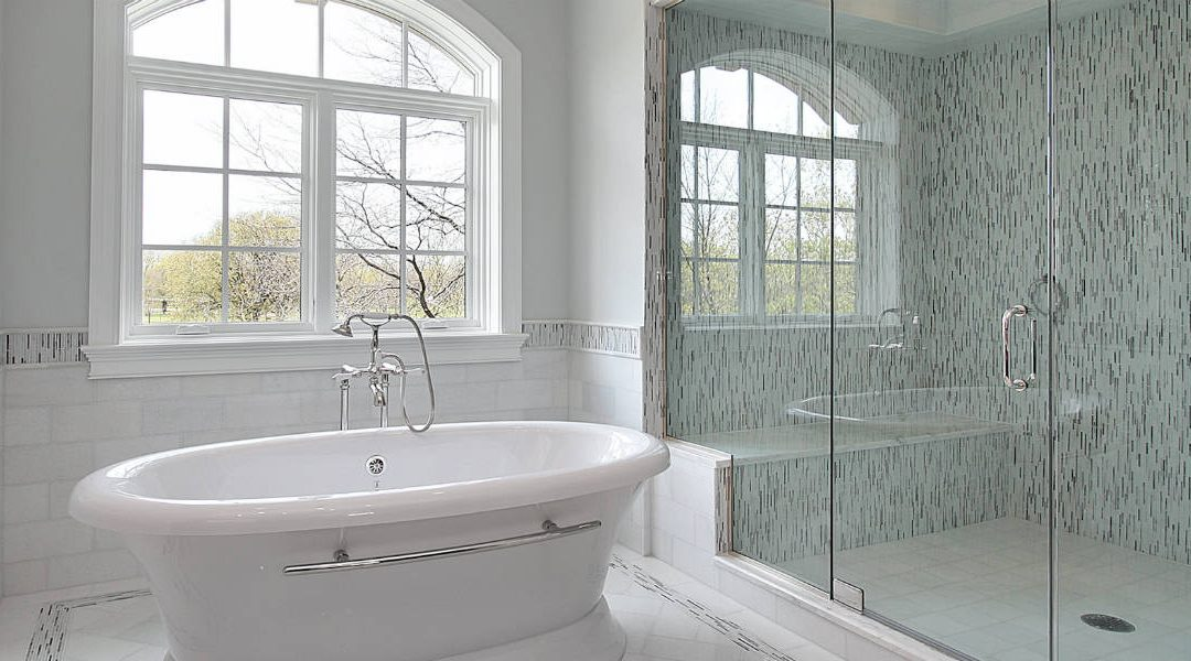 Incorporate Freestanding Tub for a Unique Look