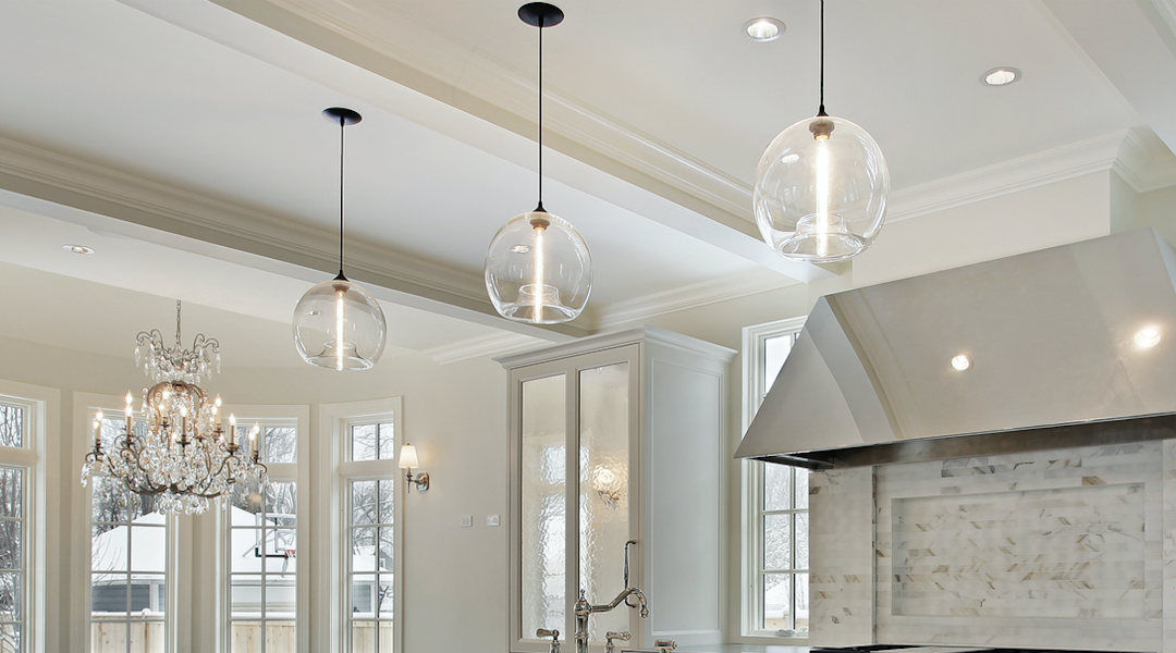 Latest Trends In Upgraded Kitchen Lighting