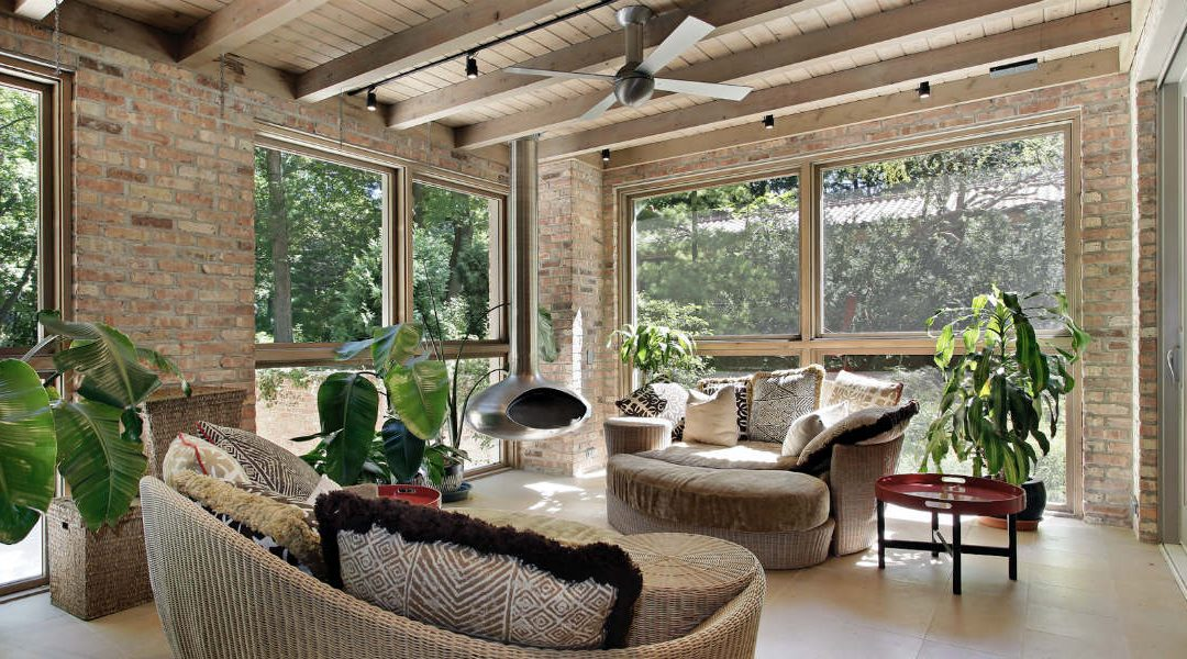 Make More Living Space with a Sunroom, Bathroom or Garage